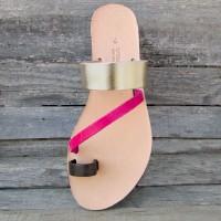 Toe Post Z Sandals