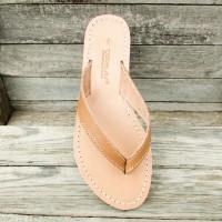 Flip Flops With Seams
