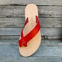 Flip Flops With Crisscross Straps