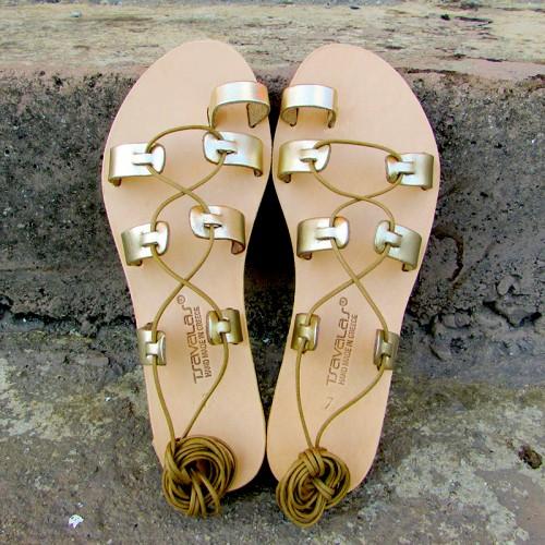 Gladiator Toe Ring Sandals