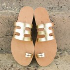 Tribal Fishbone Sandals